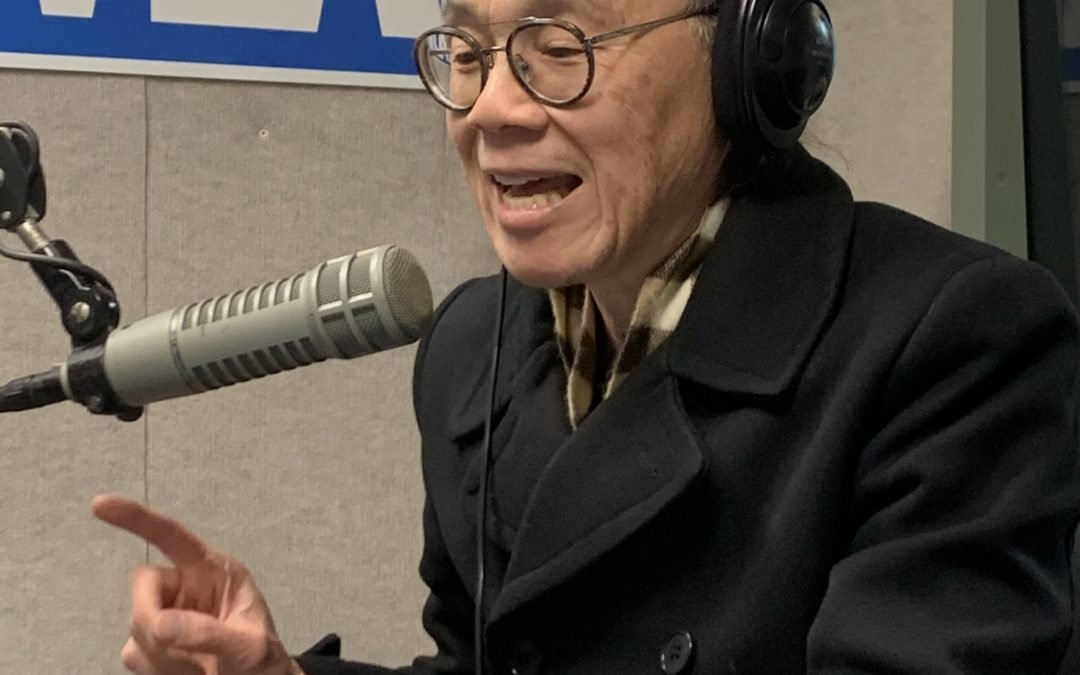 The Tom Dupree Show with Dr. John Huang  7-8 am 2-15-20